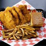 Chicken Strip Platter