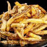 Homemade Garlic Parmesan Fries